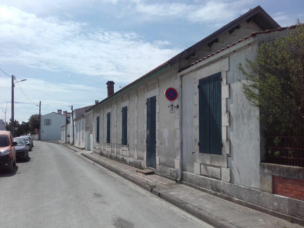 Ensemble immobilier ile d'Oléron
