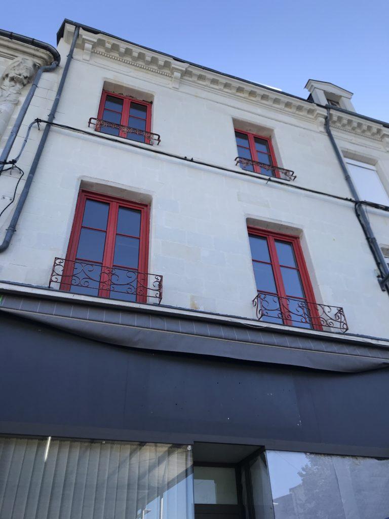 Immeuble Châtellerault