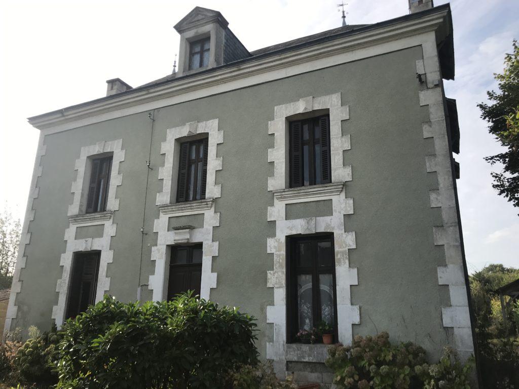 Maison de caractère 20mn Poitiers
